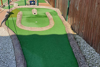 Fantasy Mini Golf Courses